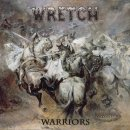 WRETCH- Warriors LIM.200 black vinyl 2LP set +PATCH