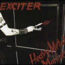 EXCITER- Heavy Metal Maniac IMP.CD+bonus