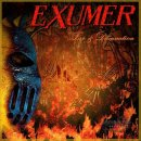 EXUMER- Fire & Damnation LIM. DIGI+3 bonsutracks