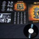 JAG PANZER- Chain Of Command LIM. BLACK VINYL