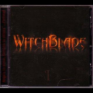 WITCHBLADE- I rare chile import CD