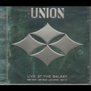 UNION- Live At The Galaxy +3 Bonus Acoustic Tracks
