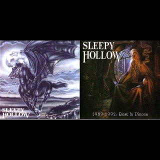 SLEEPY HOLLOW- 1989-1992: Rest In Pieces