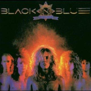 BLACK N BLUE- In Heat