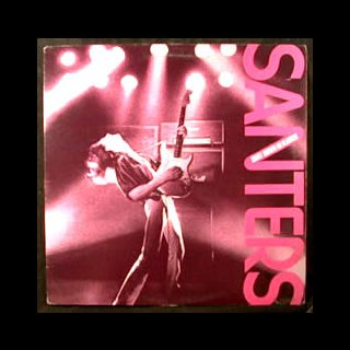 SANTERS- Shot Down In Flames