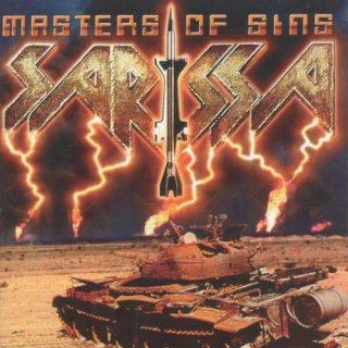 SARISSA- Masters Of Sins