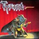 TYRANT- Running Hot CD +Bonus