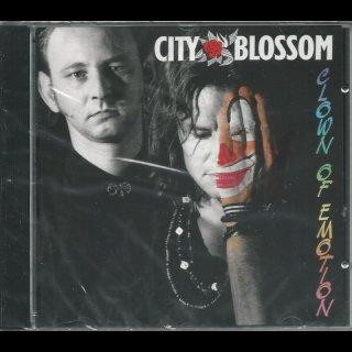 CITY BLOSSOM- Clown Of Emotion