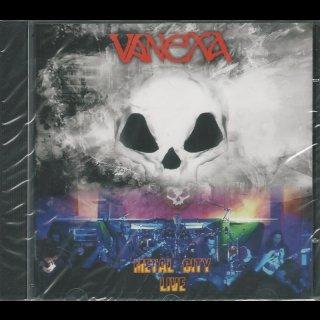 VANEXA- Metal City Live