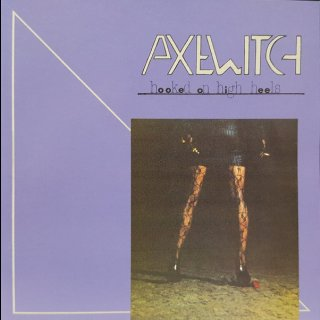 AXEWITCH- Hooked On High Heels CD +8 Bonustracks