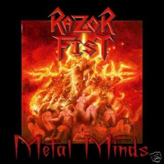 RAZOR FIST- Metal Minds