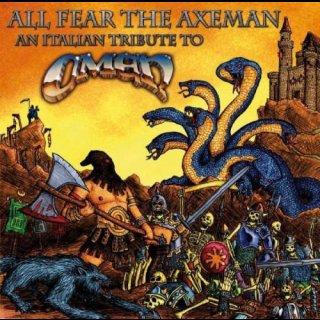 OMEN tribute ALL FEAR THE AXEMAN