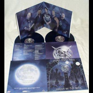 AXEL RUDI PELL- Circle Of The Oath LIM. 2LP SET BLUE VINYL