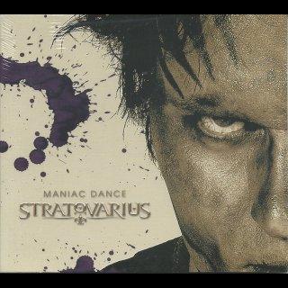 STRATOVARIUS- Maniac Dance DIGIPACK CD