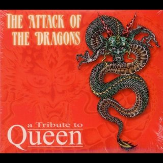 V.A.- The Attack Of The Dragons-QUEEN TRIBUTE 2CD