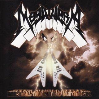 MEGAHERA- Metal Maniac Attack