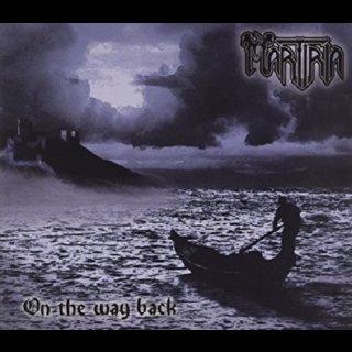 MARTIRIA- On The Way Back DIGIPACK CD