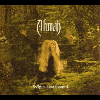 ALUNAH- White Hoarhound LIM. DIGIPACK
