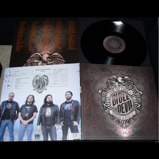 BIBLE OF THE DEVIL- For The Love Of Thugs & Fools LIM. 150 VINYL