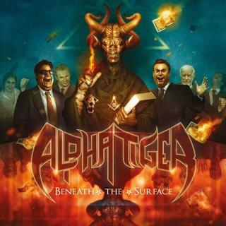 ALPHA TIGER- Beneath The Surface