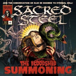 SACRED STEEL- The Bloodshed Summoning