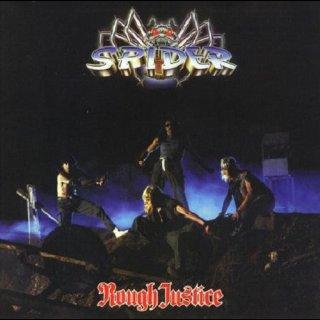 SPIDER- Rough Justice +2 bonus