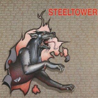 STEELTOWER- Night Of The Dog CD +9 bonustracks