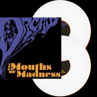ORCHID- The Mouths Of Madness LIM. 250 WHITE VINYL 2LP