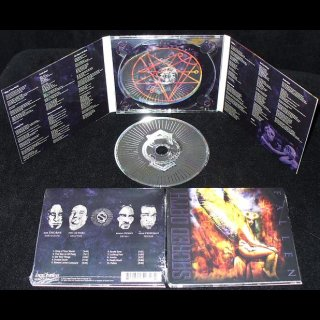 SACRED OATH- Fallen US IMPORT CD
