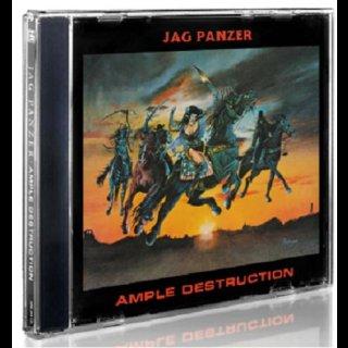 JAG PANZER- Ample Destruction REMASTERED +bonus