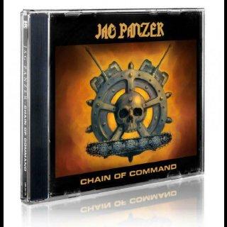 JAG PANZER- Chain Of Command REMASTERED CD +bonus