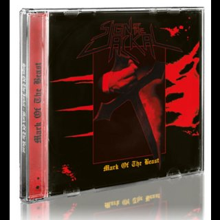 SIGN OF THE JACKAL- Mark Of The Beast