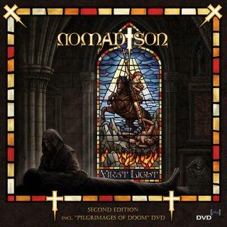 NOMAD SON- First Light CD+DVD Pilgrimages Of Doom
