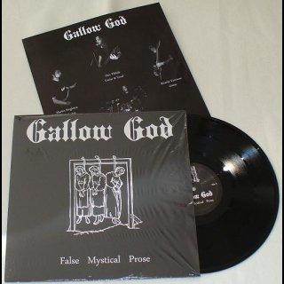 GALLOW GOD- False Mystical Prose LIM. VINYL LP