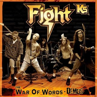 FIGHT (K5)- War Of Words-Demos