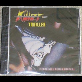 KILLER- Thriller CD +bonus