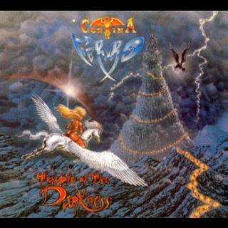CORTINA DE FERRO- Temple Of The Darkness