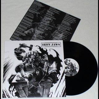 IRON JAWS- Guilty Of Ignorance LIM.+NUMB. 300 VINYL LP EDITION