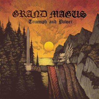 GRAND MAGUS- Triumph And Power LIM. BLACK VINYL +bonustr.