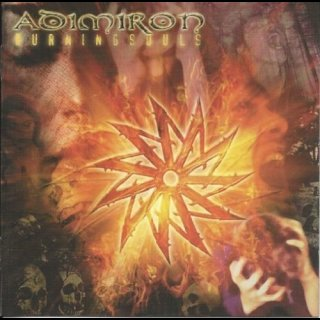 ADIMIRON- Burning Souls