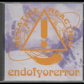 NEGATIVE REACTION- Endofyorerror