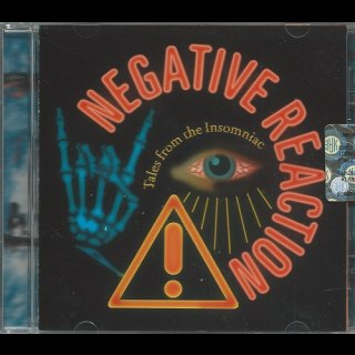 NEGATIVE REACTION- Tales From The Insomniac