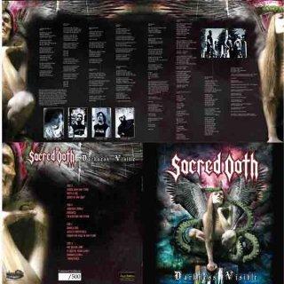SACRED OATH- Darkness Visible LIM. 2LP SET