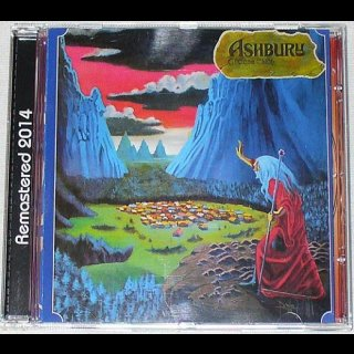 ASHBURY- Endless Skies LIM. 500 CD
