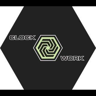 "CLOCKWORK- same LIM. 350 NOTVD double 10"""