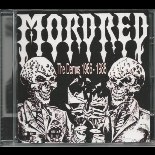 MORDRED- The Demos 1986 - 1988