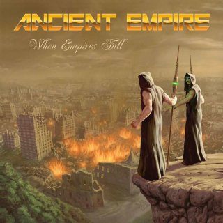 ANCIENT EMPIRE- When Empires Fall