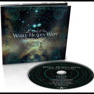 WHILE HEAVEN WEPT- Suspended At Aphelion LIM. DIGIPACK