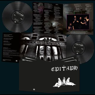 EPITAPH- Crawling Out Of The Crypt LIM. 150 BLACK VINYL 2LP SET
