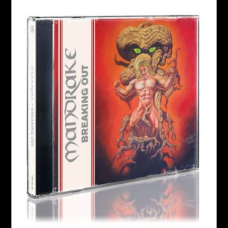 MANDRAKE- Breaking Out LIM.+NUMB. CD pre WITCH CROSS